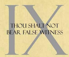 The Ninth Commandment, Pt. 8 - Mission to Israel